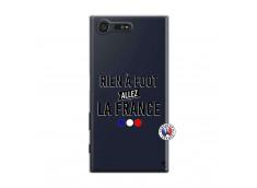 Coque Sony Xperia X Compact Rien A Foot Allez La France