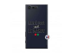 Coque Sony Xperia X Compact Rien A Foot Allez Le Maroc