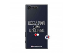 Coque Sony Xperia X Compact Rien A Foot Allez Liverpool
