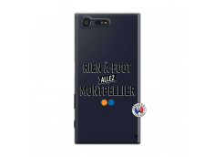 Coque Sony Xperia X Compact Rien A Foot Allez Montpellier