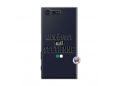 Coque Sony Xperia X Compact Rien A Foot Allez St Etienne