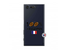 Coque Sony Xperia X Compact 100% Rugbyman