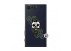Coque Sony Xperia X Compact Skull Hipster