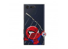 Coque Sony Xperia X Compact Spider Impact
