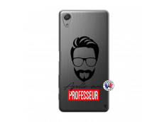 Coque Sony Xperia X Performance Apelle Moi Professeur