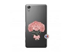 Coque Sony Xperia X Performance Bouquet de Roses