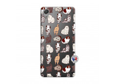 Coque Sony Xperia X Performance Cat Pattern