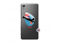 Coque Sony Xperia X Performance Coupe du Monde Rugby Fidji