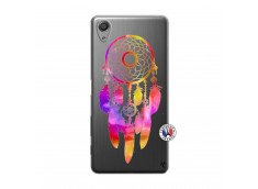 Coque Sony Xperia X Performance Dreamcatcher Rainbow Feathers