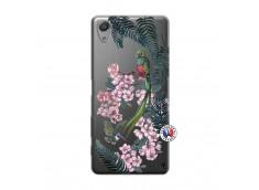 Coque Sony Xperia X Performance Flower Birds