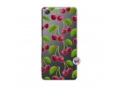 Coque Sony Xperia X Performance oh ma Cherry