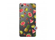 Coque Sony Xperia X Performance Multifruits