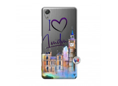 Coque Sony Xperia X Performance I Love London