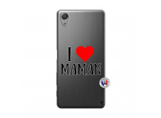 Coque Sony Xperia X Performance I Love Maman