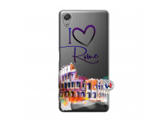 Coque Sony Xperia X Performance I Love Rome