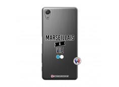 Coque Sony Xperia X Performance Marseillais à Vie