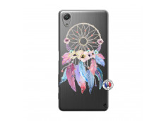 Coque Sony Xperia X Performance Multicolor Watercolor Floral Dreamcatcher