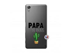 Coque Sony Xperia X Performance Papa Tu Piques