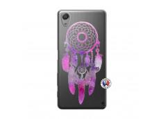 Coque Sony Xperia X Performance Purple Dreamcatcher
