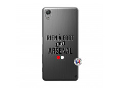 Coque Sony Xperia X Performance Rien A Foot Allez Arsenal