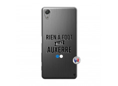 Coque Sony Xperia X Performance Rien A Foot Allez Auxerre