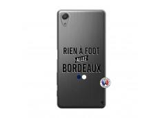 Coque Sony Xperia X Performance Rien A Foot Allez Bordeaux