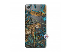Coque Sony Xperia X Performance Leopard Jungle