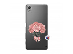 Coque Sony Xperia X Bouquet de Roses