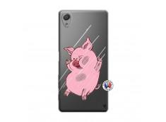 Coque Sony Xperia X Pig Impact