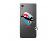 Coque Sony Xperia X Coupe du Monde Rugby Fidji