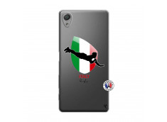 Coque Sony Xperia X Coupe du Monde Rugby-Italy