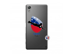 Coque Sony Xperia X Coupe du Monde Rugby-Samoa