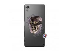 Coque Sony Xperia X Dandy Skull
