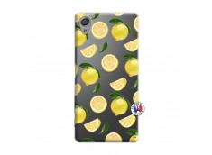 Coque Sony Xperia X Lemon Incest