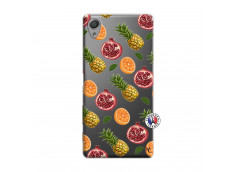Coque Sony Xperia X Fruits de la Passion