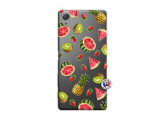 Coque Sony Xperia X Multifruits