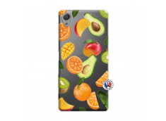 Coque Sony Xperia X Salade de Fruits