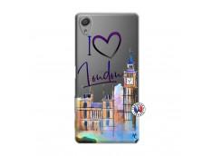 Coque Sony Xperia X I Love London