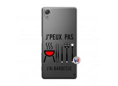 Coque Sony Xperia X Je Peux Pas J Ai Barbecue