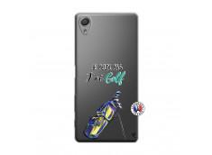 Coque Sony Xperia X Je Peux Pas J Ai Golf