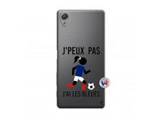 Coque Sony Xperia X Je Peux Pas J Ai Les Bleues Maillot