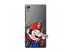 Coque Sony Xperia X Mario Impact