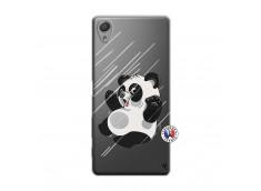 Coque Sony Xperia X Panda Impact