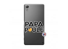 Coque Sony Xperia X Papa Poule