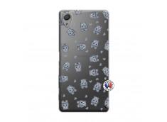Coque Sony Xperia X Petits Hippos