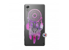 Coque Sony Xperia X Purple Dreamcatcher