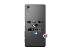 Coque Sony Xperia X Rien A Foot Allez Auxerre