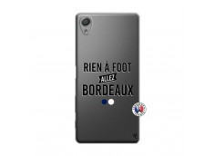 Coque Sony Xperia X Rien A Foot Allez Bordeaux
