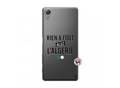 Coque Sony Xperia X Rien A Foot Allez L Algerie