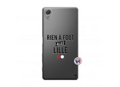 Coque Sony Xperia X Rien A Foot Allez Lille
